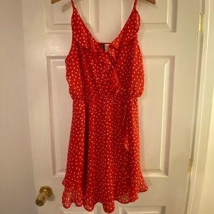H&M Polka Dot Dress